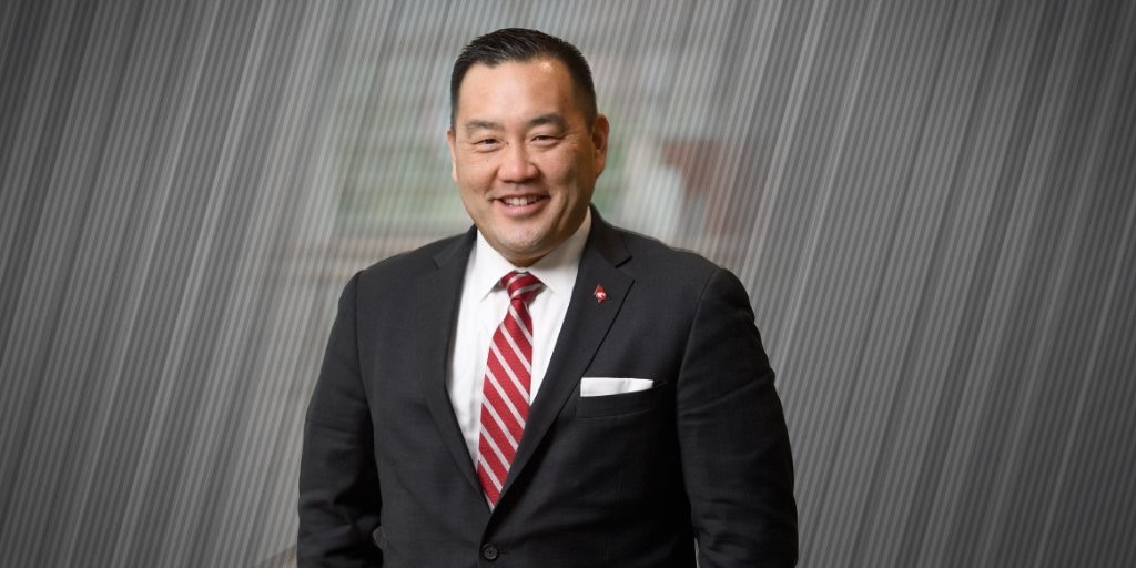 Washington State University Wsu Athletic Director Ad Pat Chun