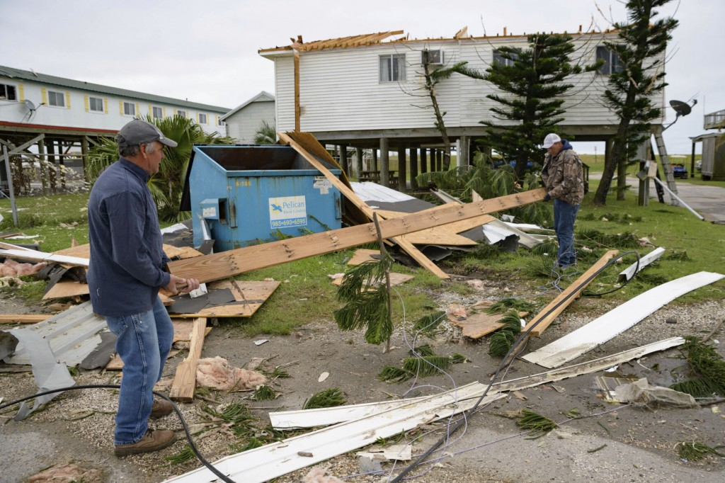 Hurricane That Hit Louisiana In 2020 Was Category 3, Not 2
