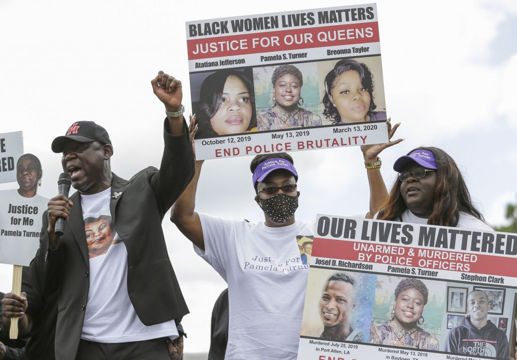 Pamela Turner's Family Rallies For Justice On Anniversary