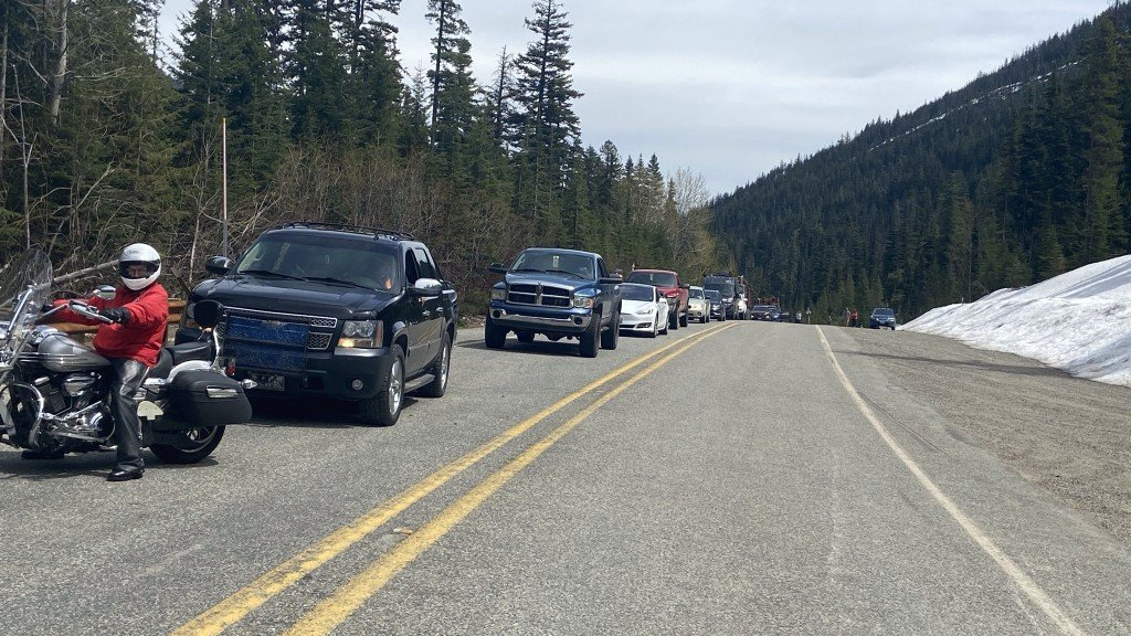 North Cascades Highway Reopens May 5 2021