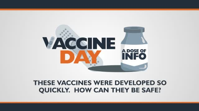 Dose Of Info: These Vaccines Were Developed So Quickly. How Can They Be Safe?