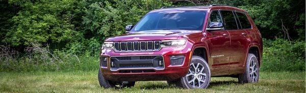 2021 Jeep Grand Cherokee L First Drive Review: An American Original Goes Long