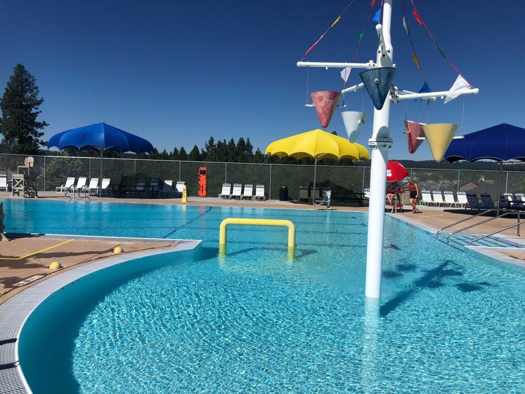 Spokane County aquatic centers open just in time for historic heat wave