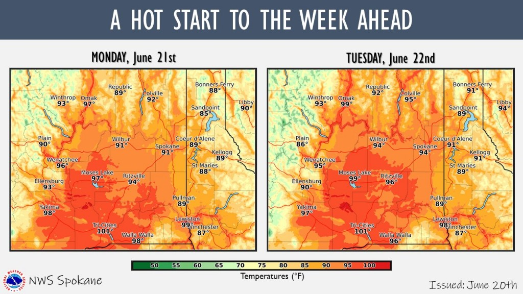 Hot Weather 6 20 21