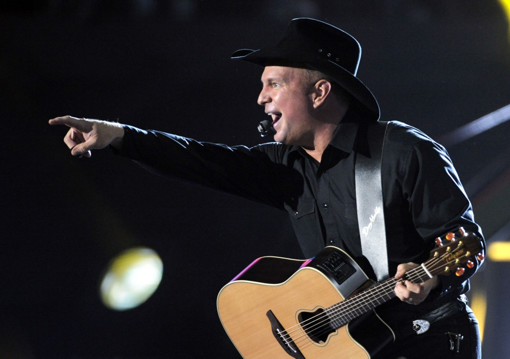 Kennedy Center Honors Included A Touchingly Emotional Garth Brooks