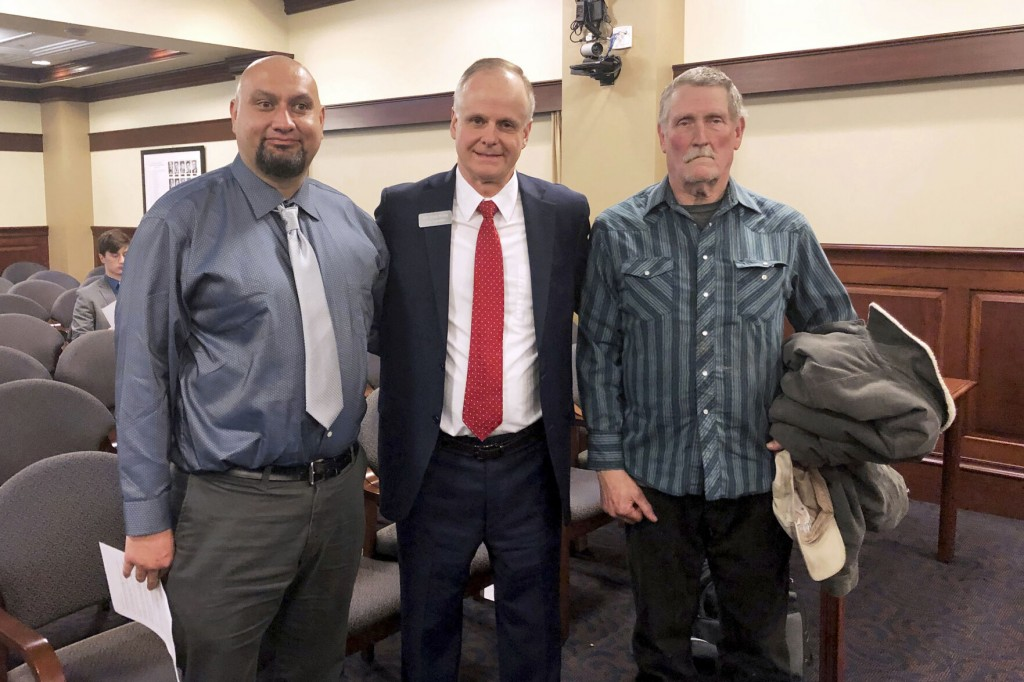 Idaho Officials Pay $2.6m For Wrongful Convictions Of 2 Men