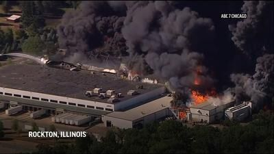 Illinois Chemical Plant Explosion, Fires Prompt Evacuations
