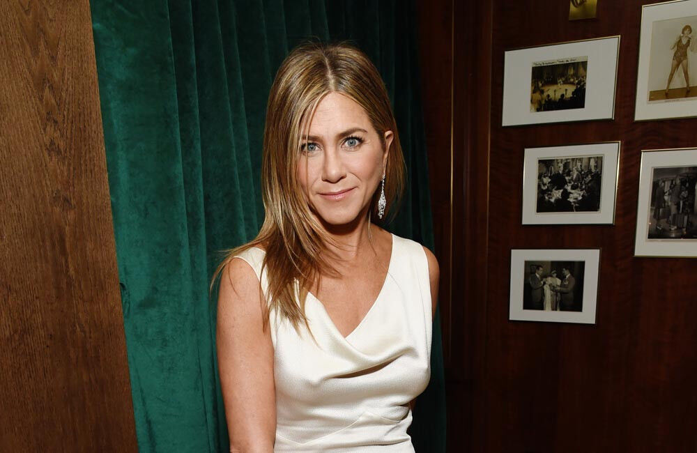 Jennifer Aniston: I'm In A Really Peaceful Place