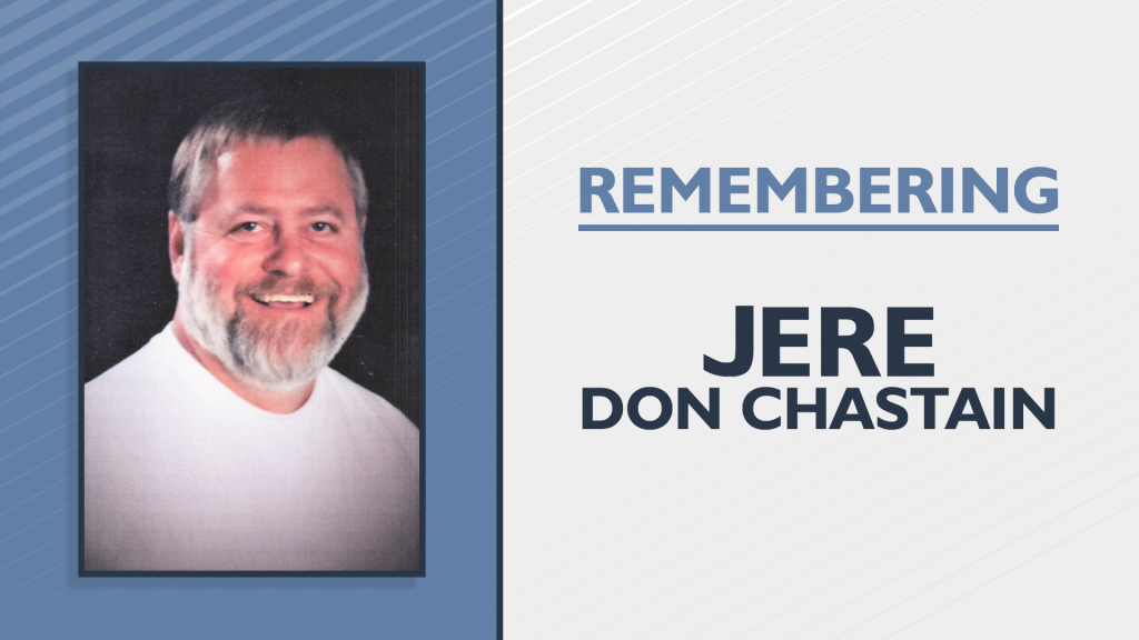 Jere Don Chastain