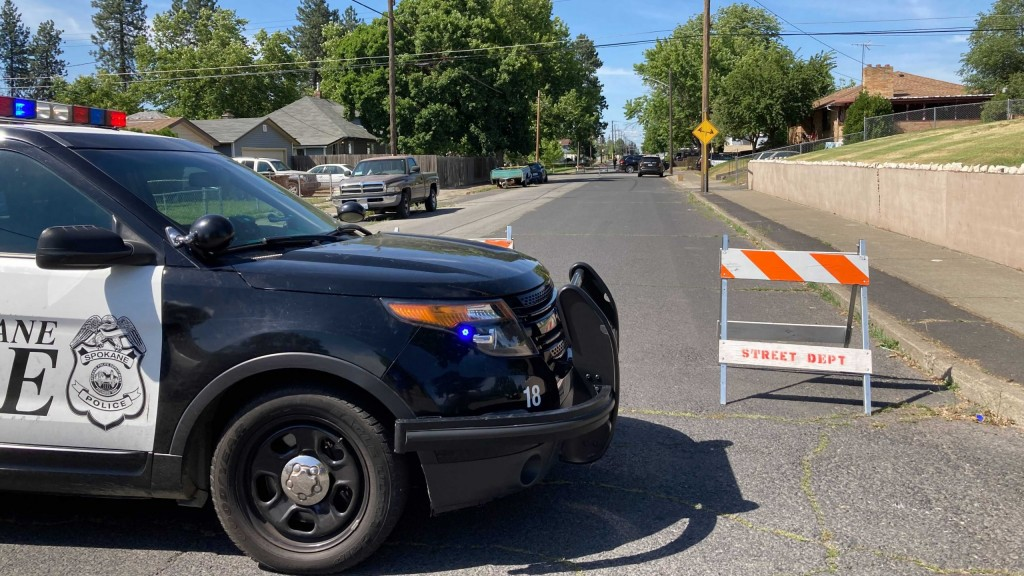 barricaded man at lidgerwood and lacrosse