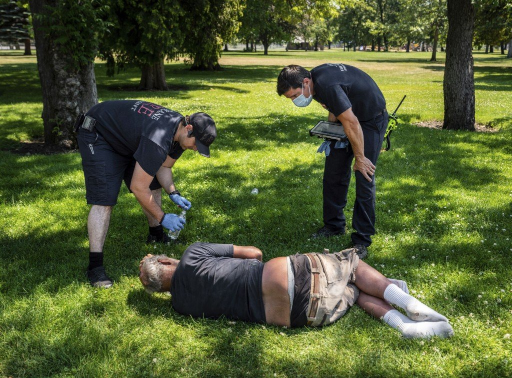 Dozens Of Deaths May Be Tied To Historic Northwest Heat Wave