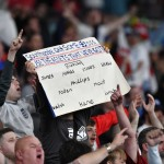 'no Zero Risk': Uk Decision To Increase Wembley Fans Debated