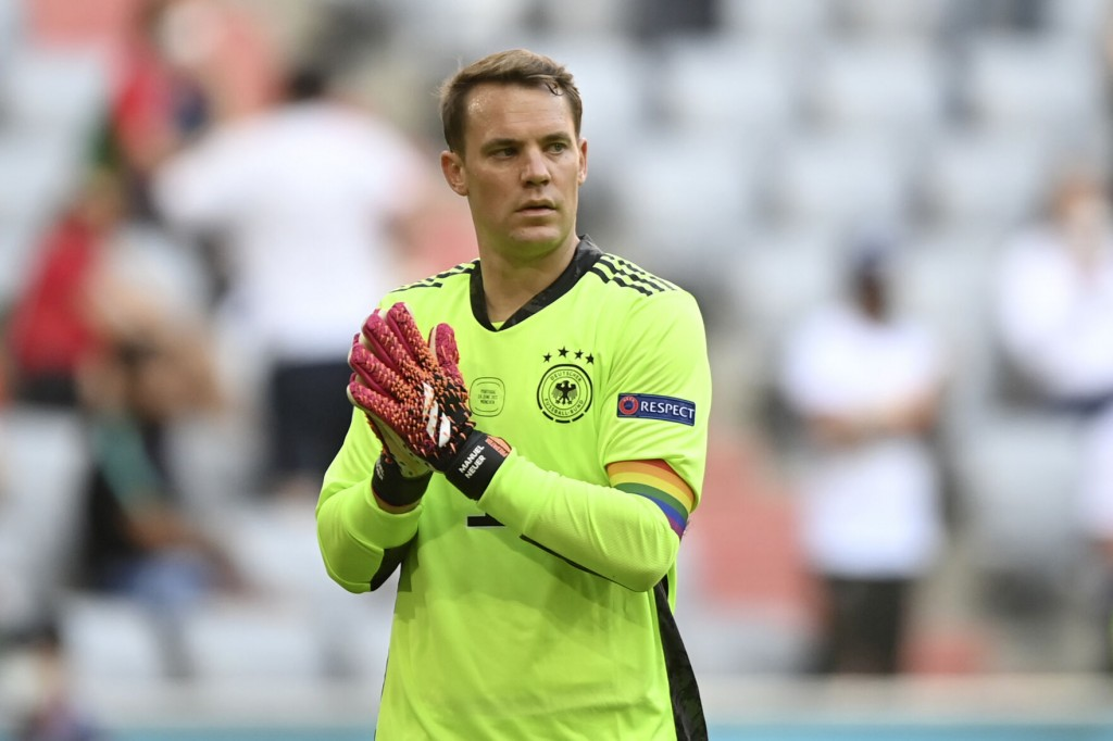 Munich Wants Rainbow Colored Stadium For Game With Hungary