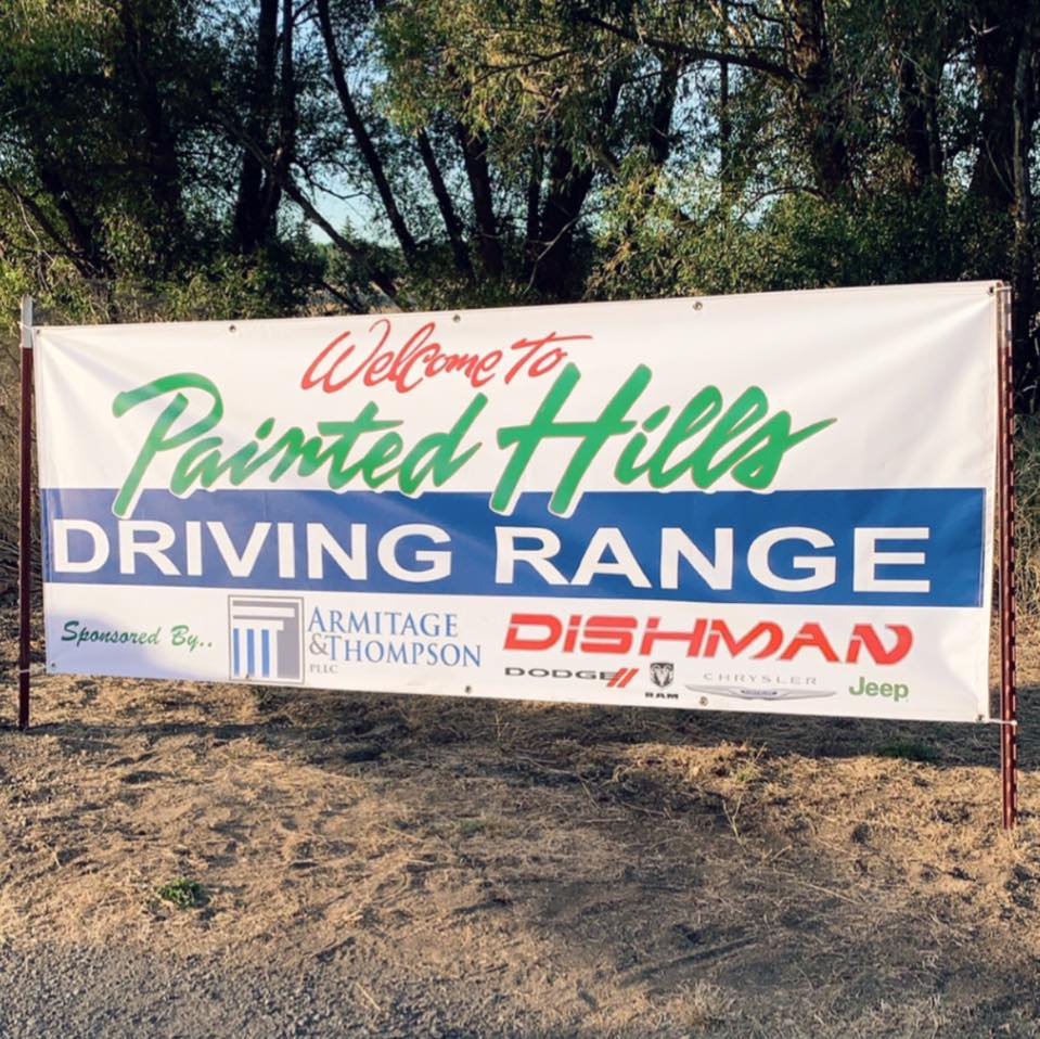 Painted Hills Driving Range to host contest benefiting local high school golf teams