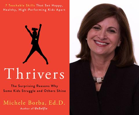 Spokane Public Schools families invited to An Evening with Dr. Michele Borba