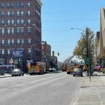 Downtown Building Fire July 24