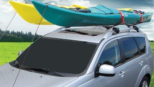 The Best Kayak Carriers For 2021