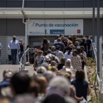 Spaniards Put Faith In Covid 19 Vaccines Even As Cases Surge