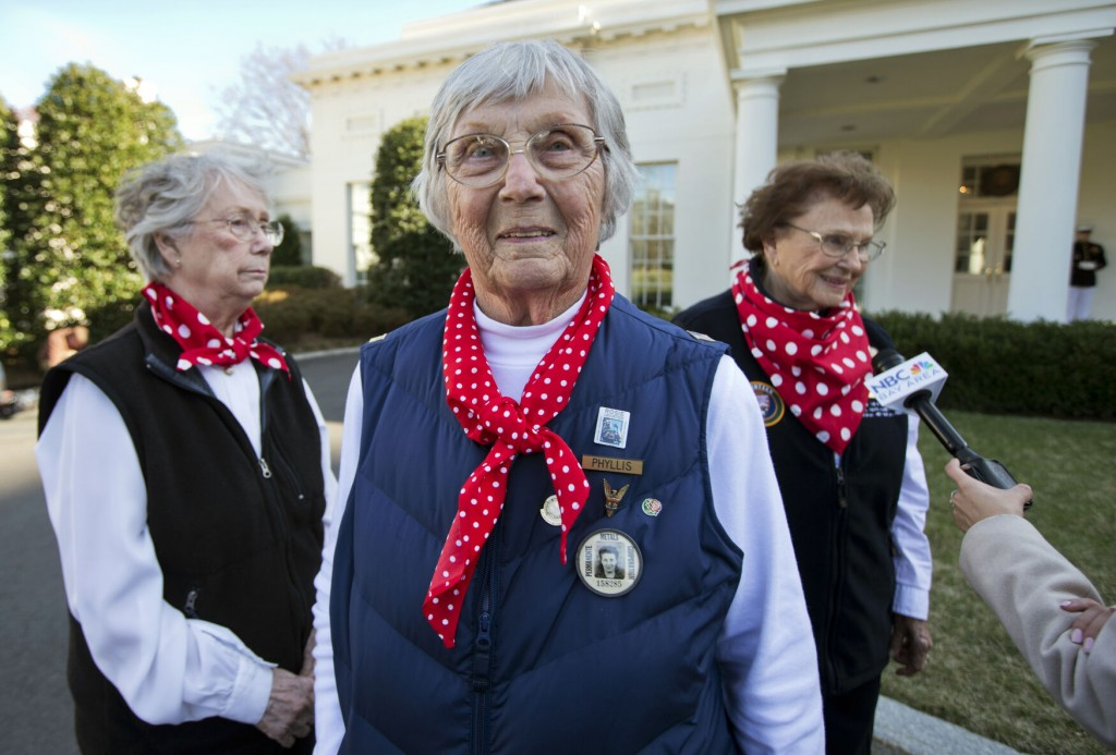 California Woman Who Fought To Honor Rosie The Riveter Dies