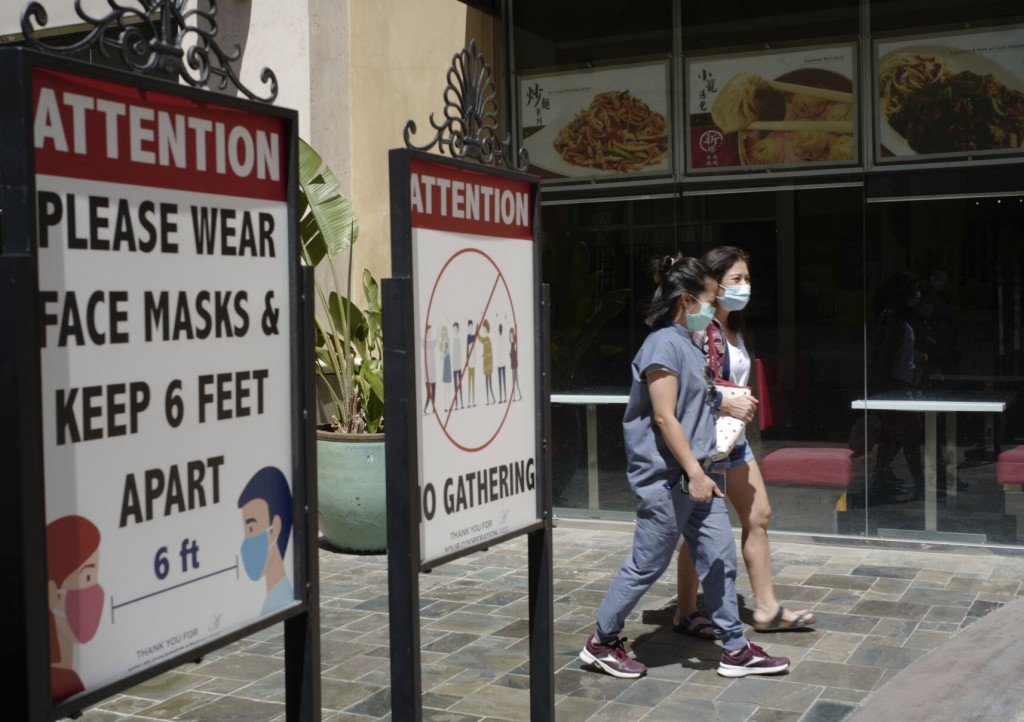 Los Angeles County To Restores Indoor Mask Mandate For All