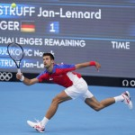 Olympics Latest: Djokovic Remains On Course For Golden Slam