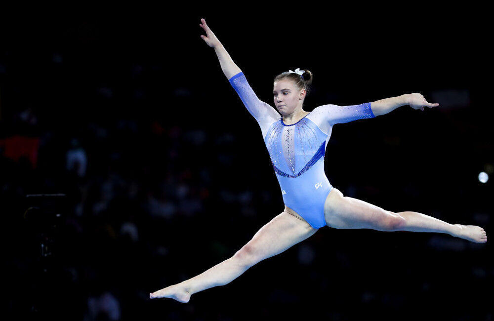 Jade Carey's Mother 'delighted' As She Steps In For Simone Biles