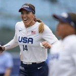 The Latest: Us Beats Canada 1 0 For 2 0 Start In Softball