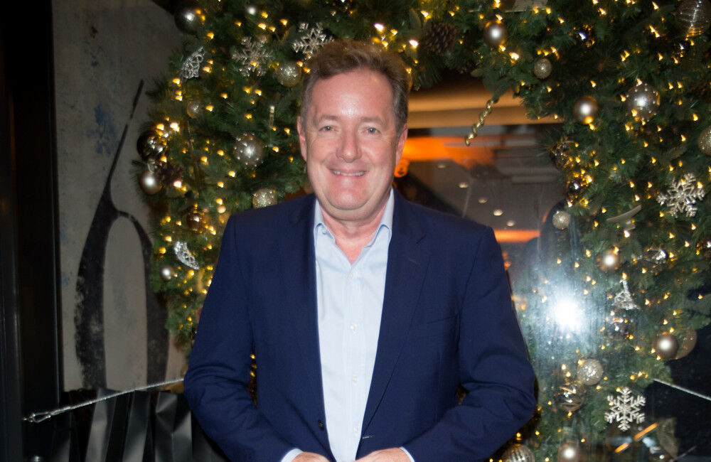 Piers Morgan Says Covid Vaccine Saved His Life