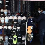 Once Fading, Mask Sales Starting To Rebound
