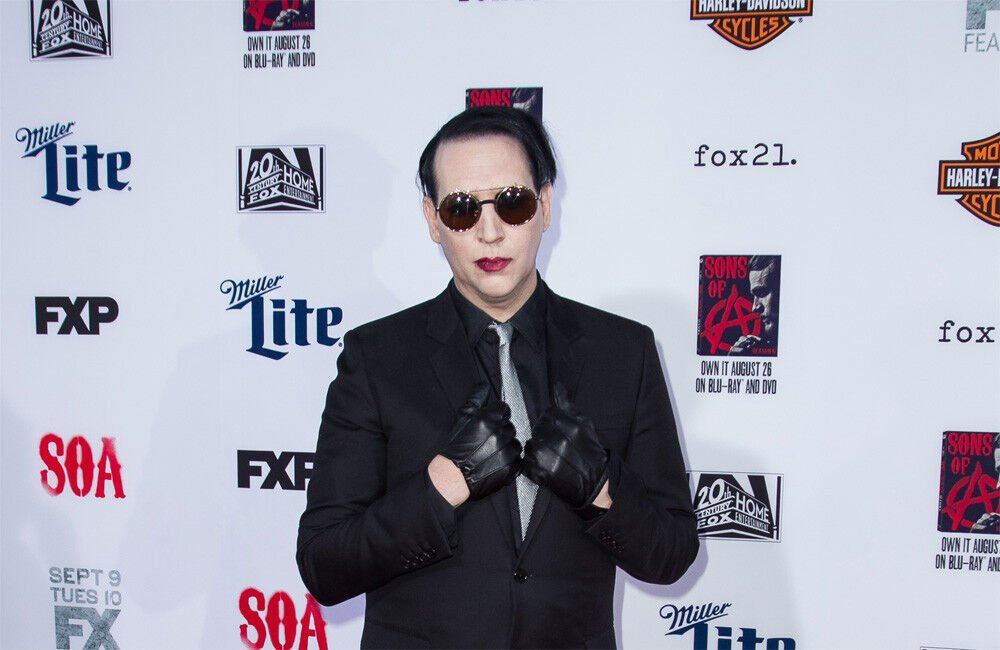 Marilyn Manson Asks For Esme Bianco Sexual Assault Lawsuit To Be Dropped