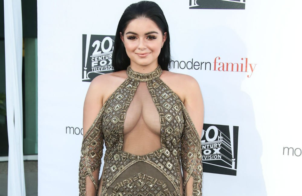 Ariel Winter Gushes Over Boyfriend: He's The Biggest Blessing In My Life