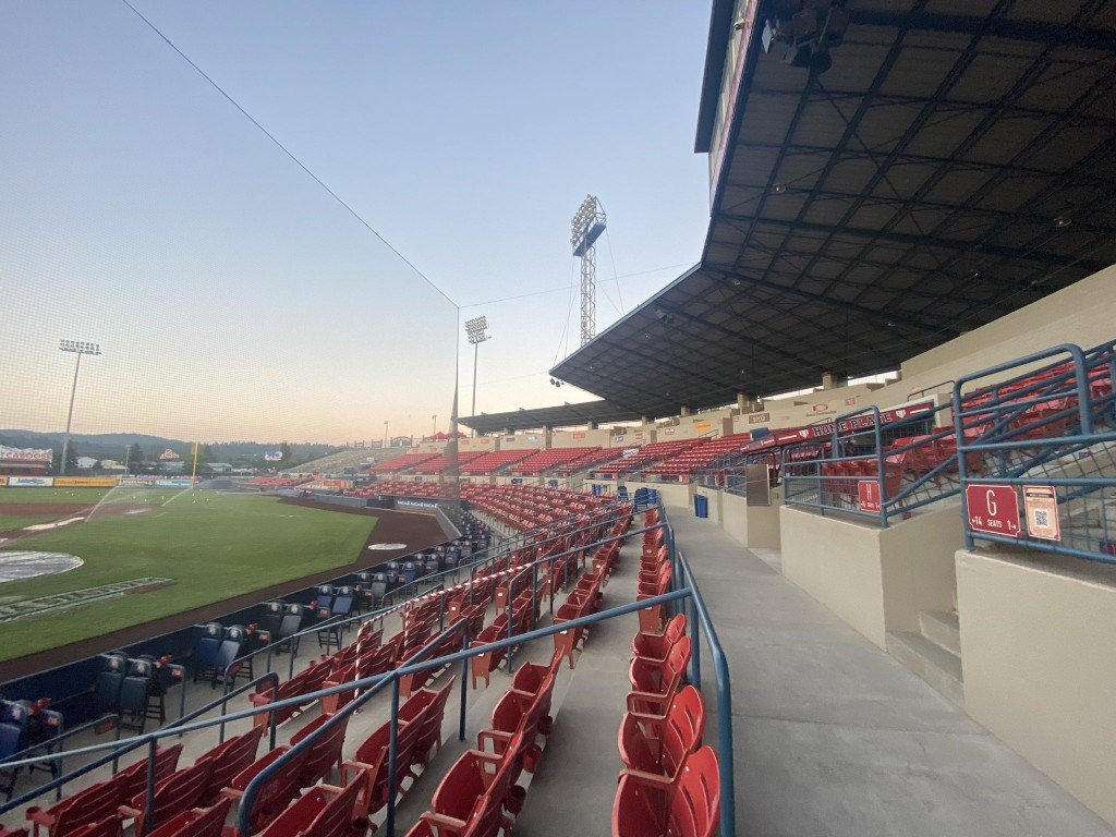 Spokane Indians hiring game day employees for the remainder of the season