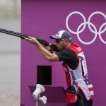 Olympics Latest: Hancock Wins Gold For Us In Skeet Shooting