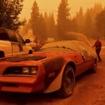 States Share Resources As Wildfires Rage Across Us West
