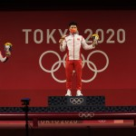 Olympics Latest: Ioc Relaxes Mask Rules For Medalists
