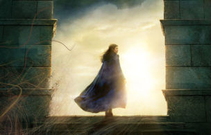 'the Wheel Of Time' Unveils Rosamund Pike Poster & Teases Premiere Date (photo)