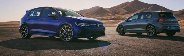 2022 Volkswagen Golf Gti And Golf R: Priced And Poised For Performance