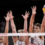 Olympics Latest: Russian Men Beat Us In Volleyball Match