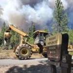 Monster Wildfire Tests Years Of Forest Management Efforts