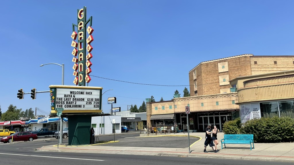 Garland Theatre Reopens