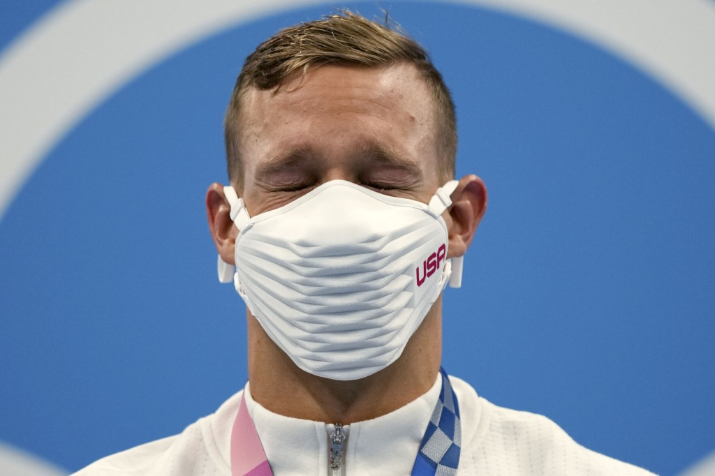 Living Up To The Hype: Dressel Wins 1st Individual Gold