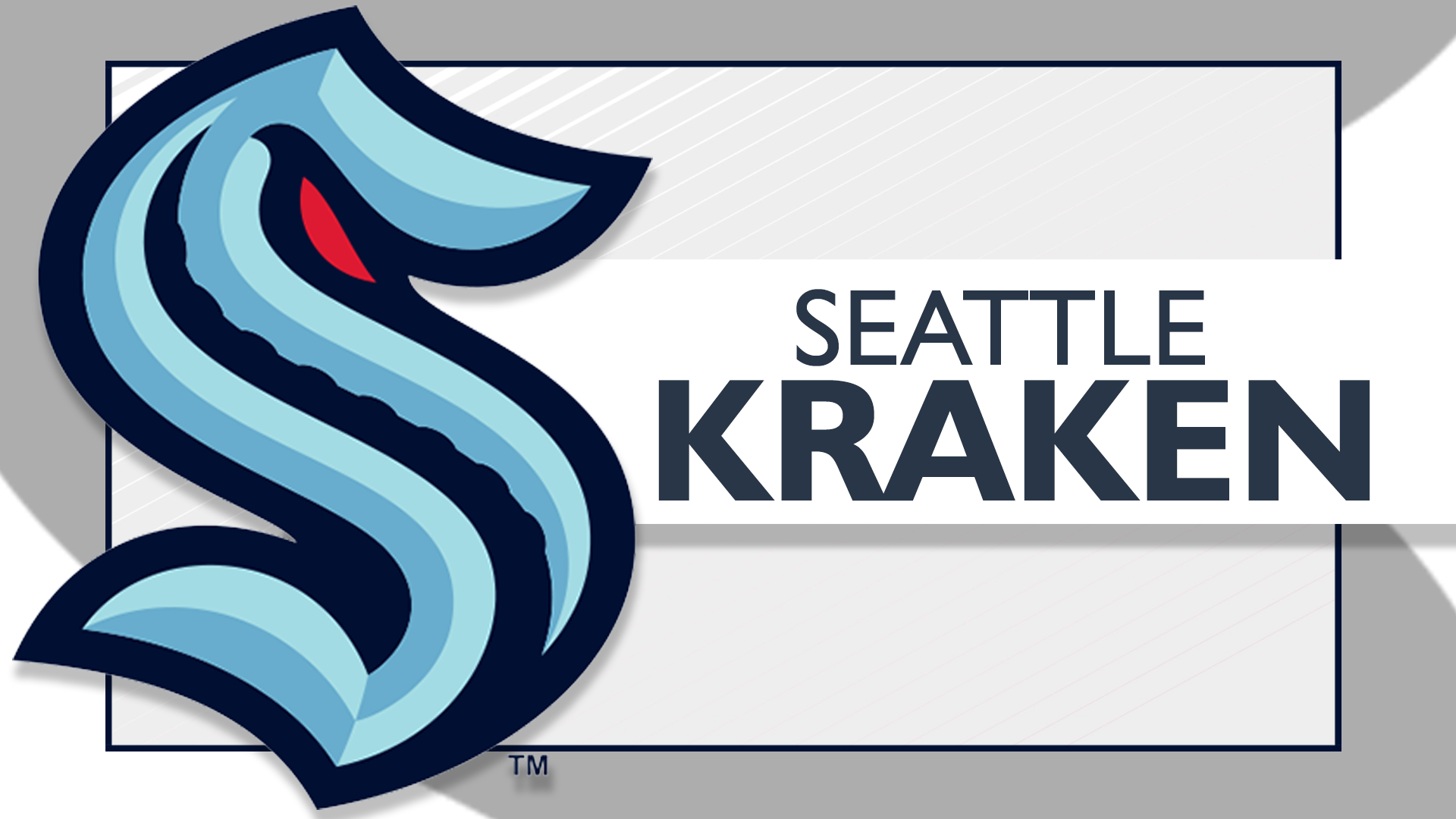 the seattle kraken select matthew beniers with the number