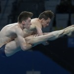 Olympics Latest: Britain's Daley, Lee Win Diving Gold