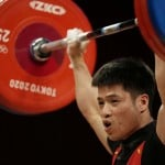 Olympic Latest: Li Wins Gold In Men's Weightlifting