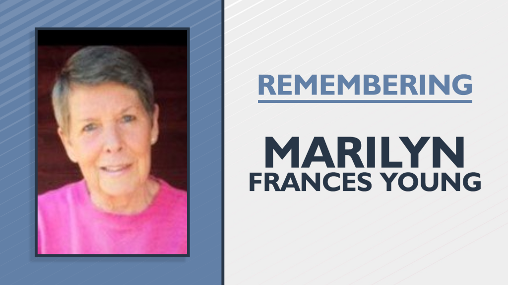 Marilyn Frances Young