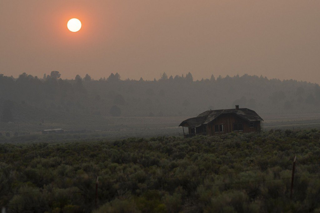 Wildfires In Us West Threaten Parched Native American Lands