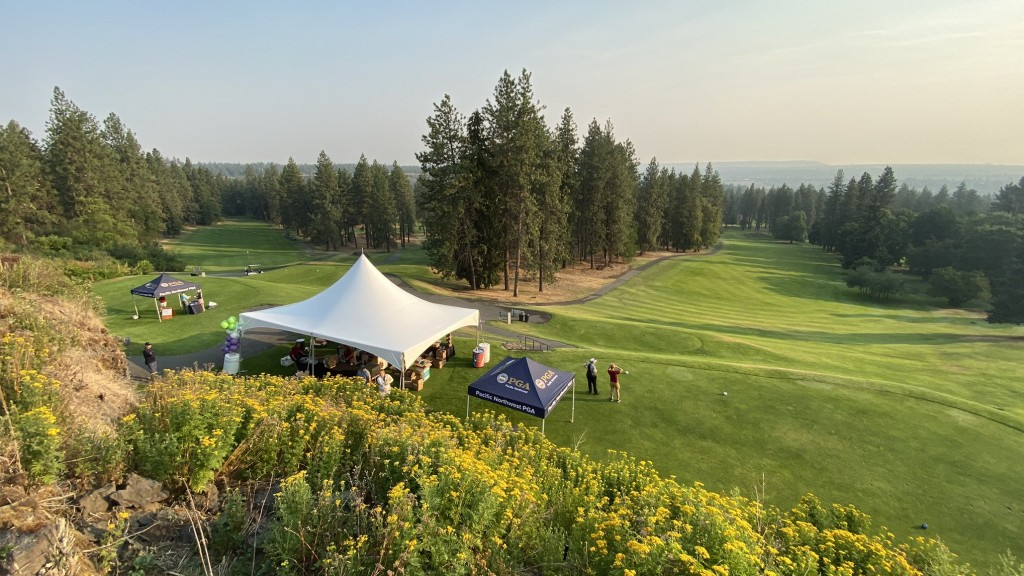 More than 200 golfers participating in Rosauers Open and Franz Bakery Pro-Am