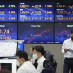 Asia Stocks Advance, Tech Giants Rally After Fed Report