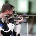 Olympics Latest: American Shaner Wins 10m Air Rifle Gold