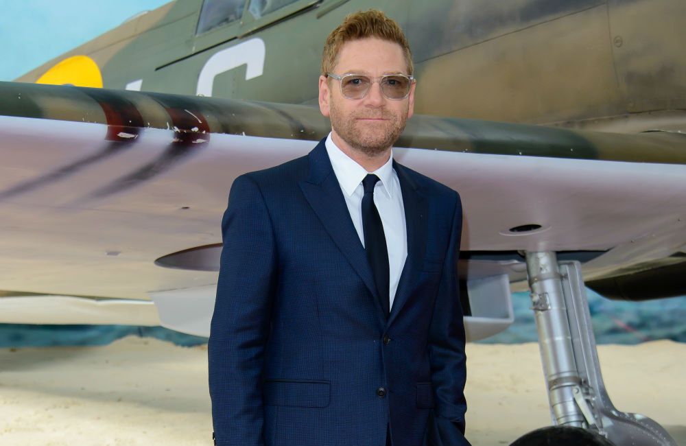 Sir Kenneth Branagh Thinks Humour Is 'sexy'